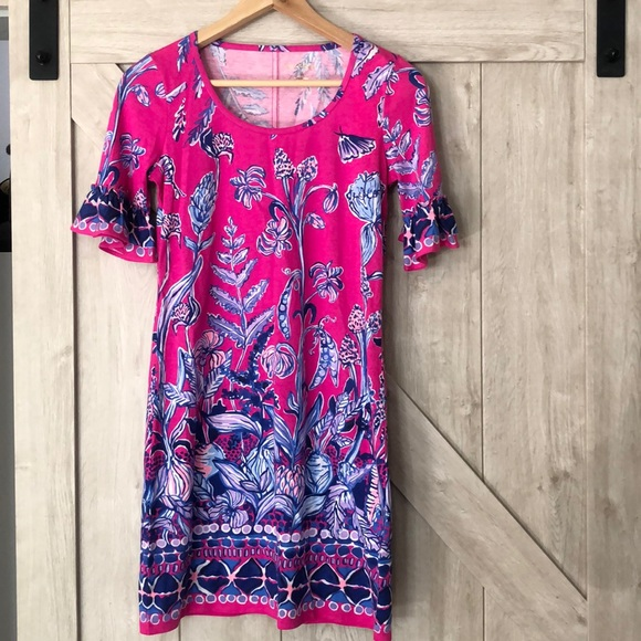Lilly Pulitzer Dresses & Skirts - Lilly Pulitzer Jayden Dress